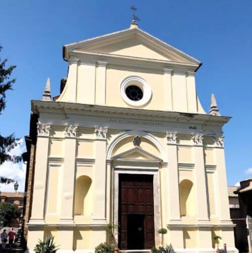 義大利奧爾維耶托 ORVIETO必玩 - Chiesa di Santa Maria dei Servi 教堂