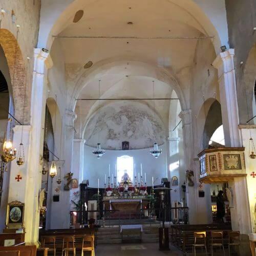 義大利白露里治奧 CIVITA DI BAGNOREGIO必玩 -Chiesa di San Donato 聖多納托教堂