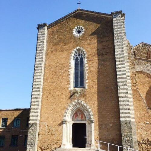 義大利奧爾維耶托 ORVIETO必玩 - Chiesa di San Domenico 教堂