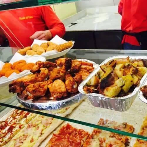 義大利白露里治奧 CIVITA DI BAGNOREGIO必吃 -Pizzeria del Corso