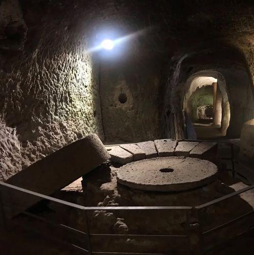 義大利奧爾維耶托 ORVIETO必玩 - Orvieto Underground 奧爾維耶多地下城