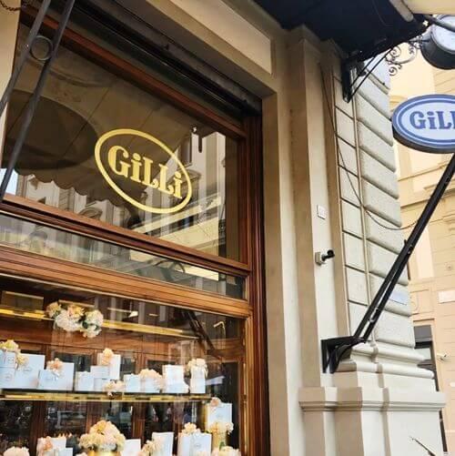義大利佛羅倫斯 Florence 必吃 - Caffè Gilli