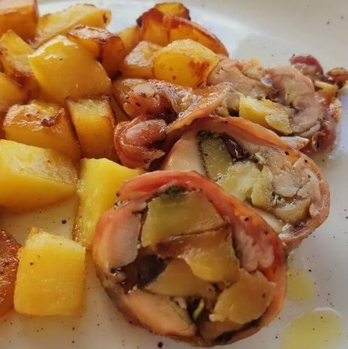 義大利奧爾維耶托 ORVIETO必吃 - Osteria da Mamma Angela