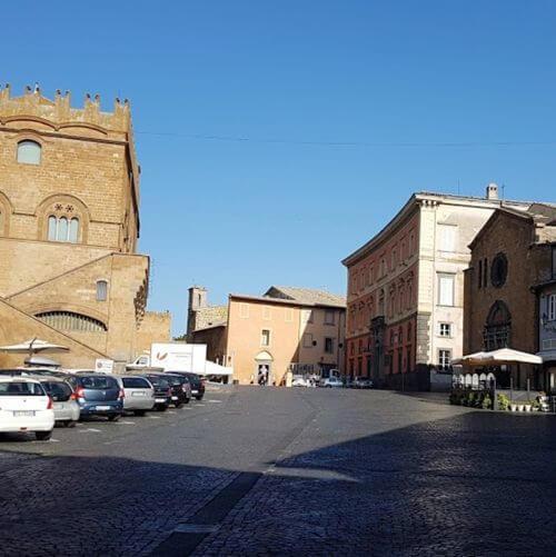 義大利奧爾維耶托 ORVIETO必玩 - Palazzo del Popolo 人民廣場