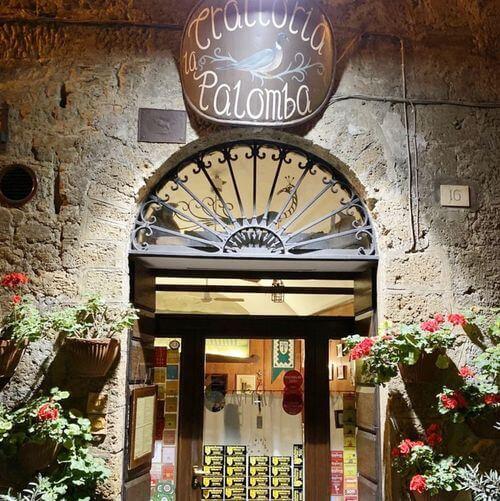 義大利奧爾維耶托 ORVIETO必吃 - Trattoria la Palomba