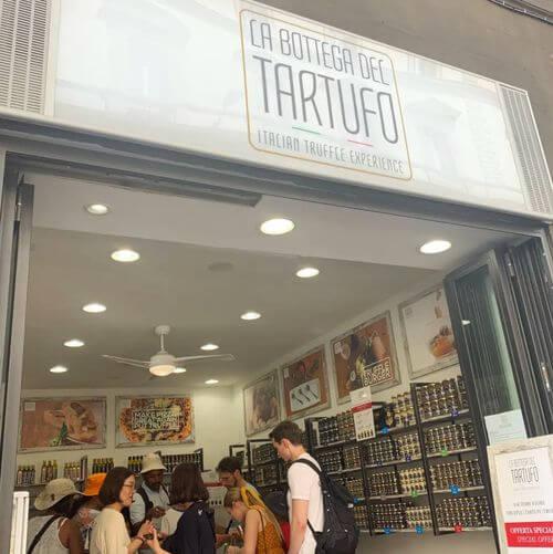 義大利盧卡 Lucca必吃 - La Bottega del Tartufo
