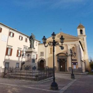 義大利白露里治奧 CIVITA DI BAGNOREGIO必玩 -Chiesa dell'Annunziata 教堂