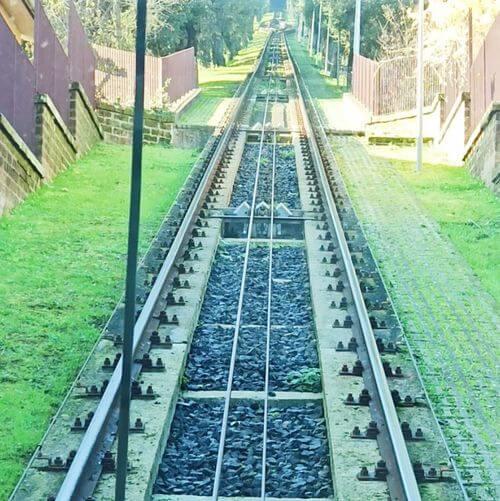 義大利奧爾維耶托 ORVIETO必玩 - Orvieto Staz.Funicolare 登山纜車站