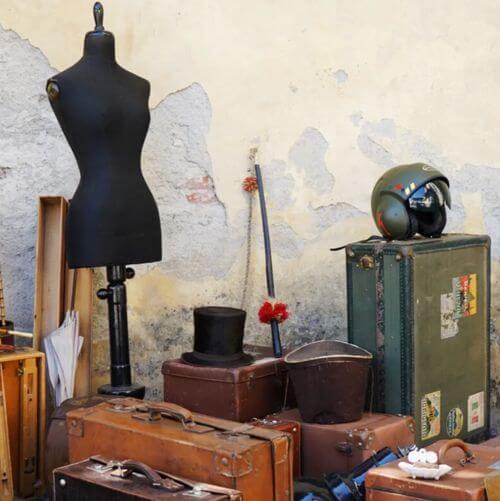義大利盧卡 Lucca必玩 - 假日古董市集