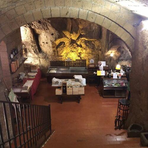 義大利奧爾維耶托 ORVIETO必吃 - Ristorante Grotte del Funaro Nuova Tourist