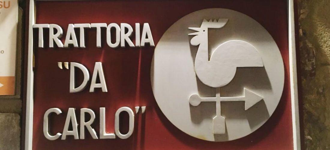 義大利奧爾維耶托 ORVIETO必吃 - Trattoria Da Carlo