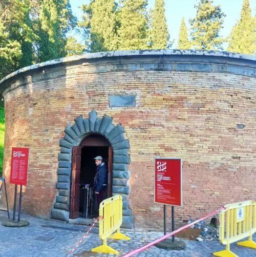 義大利奧爾維耶托 ORVIETO必玩 - Pozzo di San Patrizio 聖派翠克井