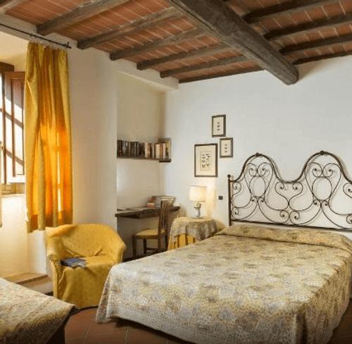 小資精選網紅飯店-蒙特里久尼 Romantik Hotel Monteriggioni