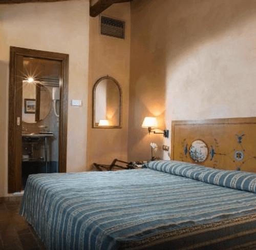 小資精選網紅飯店-蒙特里久尼 Camere Dentro Il Castello