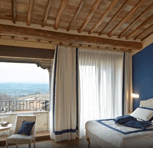 小資精選網紅飯店-聖吉米尼亞諾 Casa Torre Margherita