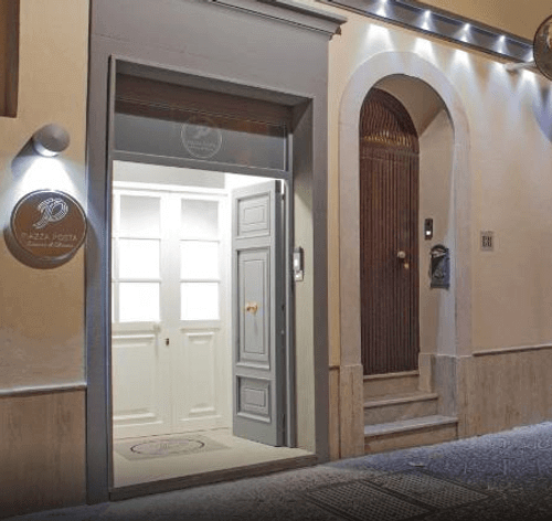 小資精選網紅飯店-普羅奇達島 Piazza Posta Dimora di Charme