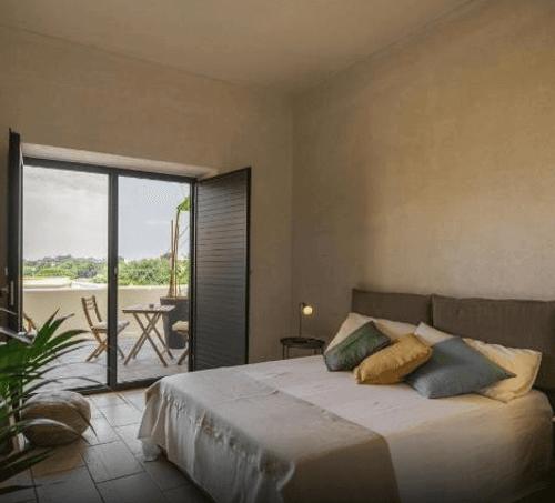 小資精選網紅飯店-普羅奇達島 B&b Villa Rosalia
