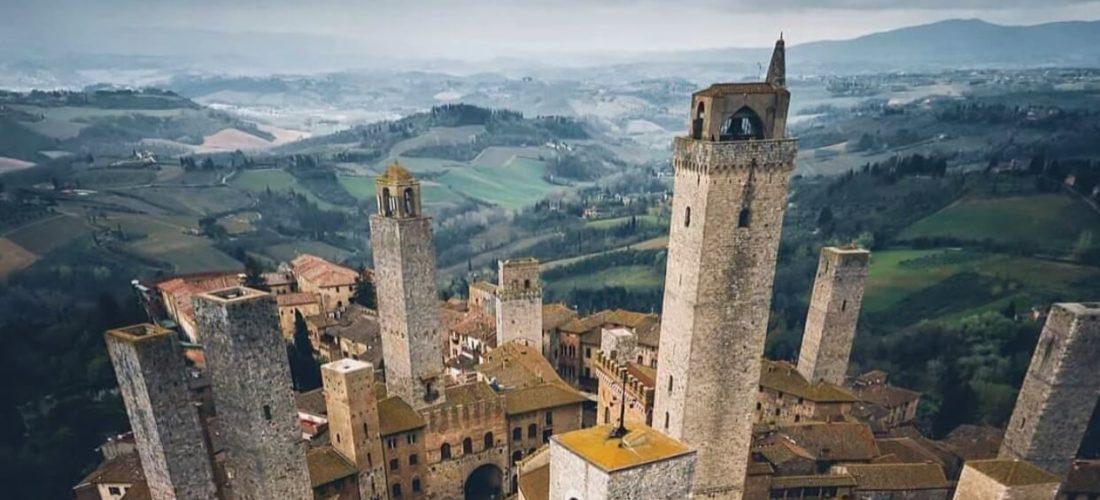 義大利聖吉米尼亞諾 San Gimignano必玩