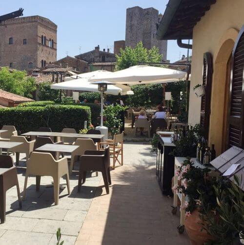 義大利聖吉米尼亞諾 San Gimignano必吃 -La Mandragola