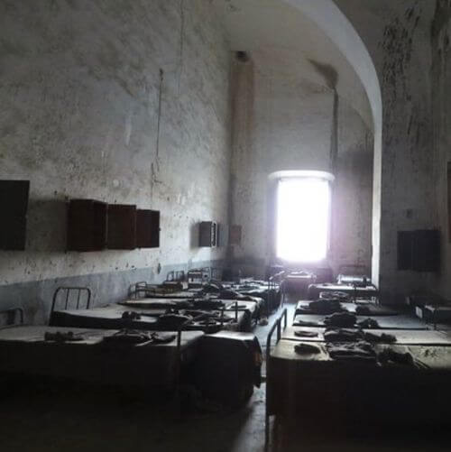 義大利普羅奇達島 Isola di Procida 必玩 - Palazzo d'Avalos 阿瓦洛斯宮