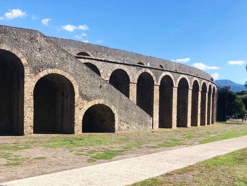 義大利龐貝 = 蓬佩伊 Pompeii 必玩 - Regio II 5 Amphitheater (義 Anfiteatro)