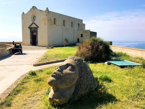 義大利普羅奇達島 Isola di Procida 必玩 - Santa Margherita Nuova 聖瑪格麗塔修道院