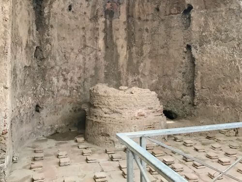 義大利龐貝 = 蓬佩伊 Pompeii 必玩 - Regio VII 16 Stabian Baths (義 Terme Stabiane)