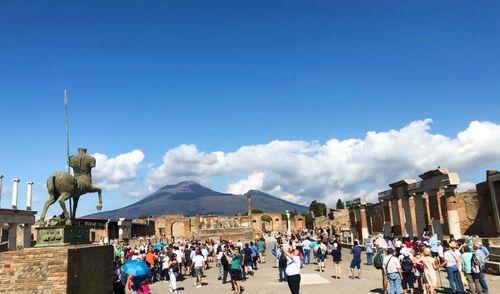 義大利龐貝 = 蓬佩伊 Pompeii 必玩 - Regio VII 6a Forum (義 Foro)