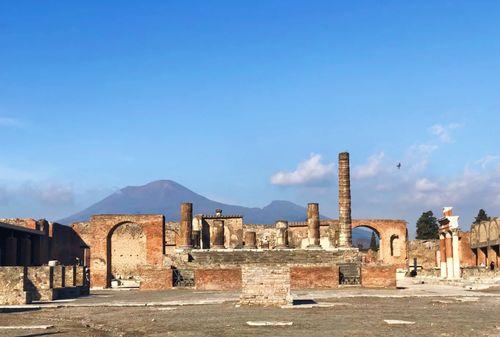 義大利龐貝 = 蓬佩伊 Pompeii 必玩 - Regio VII 8 Temple of Jupiter (義 Tempio di Giove)