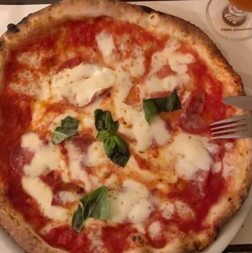 義大利龐貝 = 蓬佩伊 Pompeii 必吃 - Pizzeria Staiano