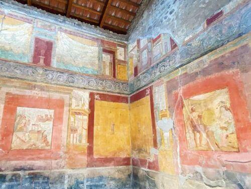 義大利龐貝 = 蓬佩伊 Pompeii 必玩 - Regio VII 17 House of Sirico (義 Casa di Sirico)