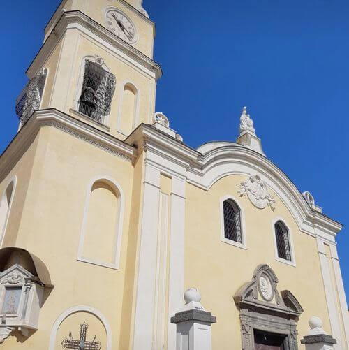 義大利普羅奇達島 Isola di Procida 必玩 - Santa Maria della Pietà 聖瑪麗亞教堂
