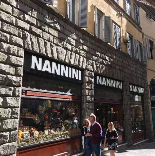 義大利西恩納 = 錫耶納 Siena 必吃 -Nannini