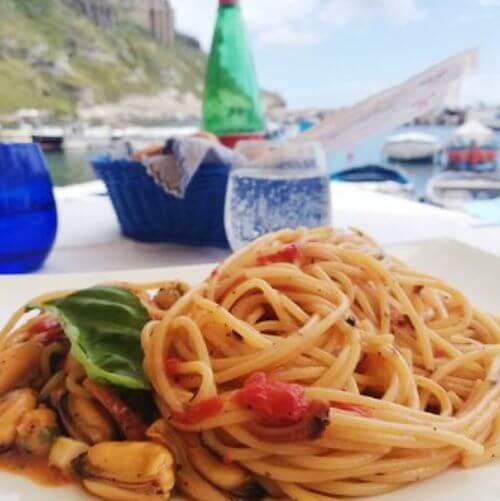 義大利普羅奇達島 Isola di Procida 必吃 - Caracalè