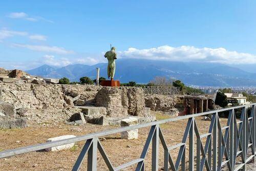 義大利龐貝 = 蓬佩伊 Pompeii 必玩 - Regio VIII 1 Sanctuary of Venus (義 Santuario di Venere)