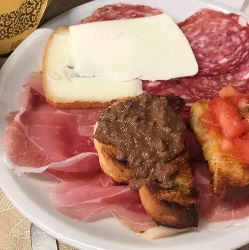 義大利西恩納 = 錫耶納 Siena 必吃 -Bar Il Palio