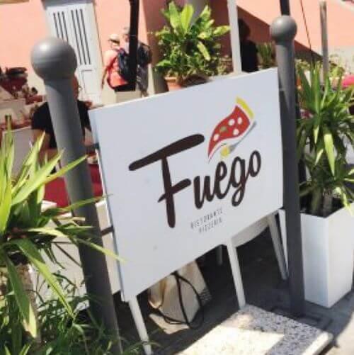 義大利普羅奇達島 Isola di Procida 必吃 - Ristorante Pizzeria Fuego