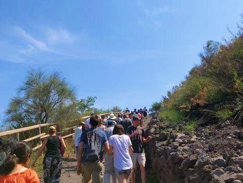 義大利維蘇威火山 Vesuvio 必玩