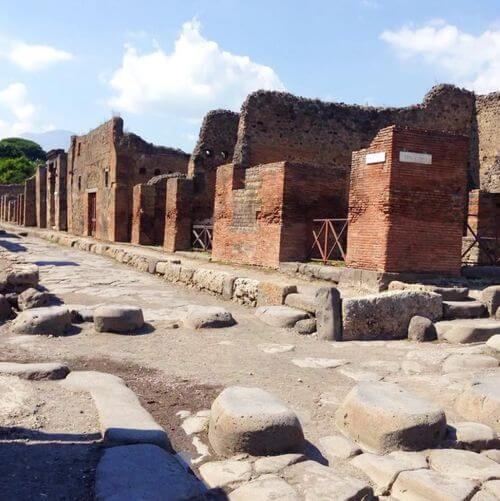 義大利龐貝 = 蓬佩伊 Pompeii 必玩 - Regio I 3 Fullery of Stephanus (義 Fullonica di Stephanus)
