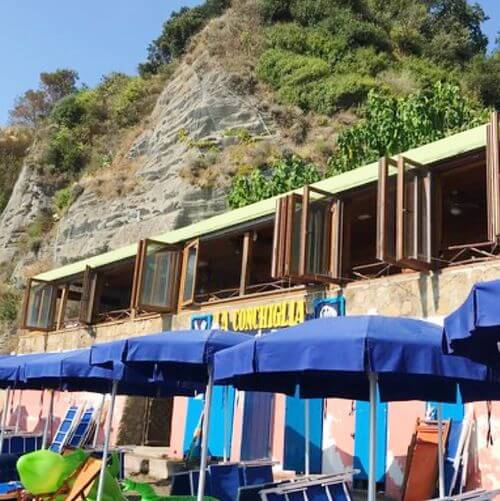 義大利普羅奇達島 Isola di Procida 必吃 - Tonino La Conchiglia