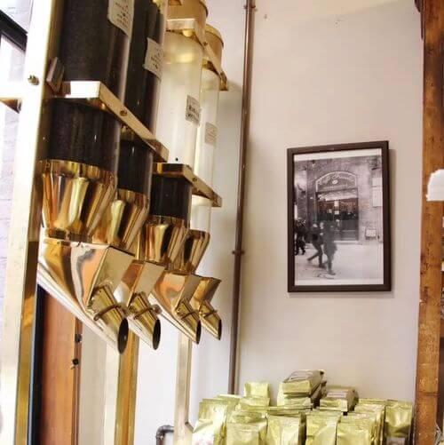 義大利西恩納 = 錫耶納 Siena 必吃 -Caffetteria Torrefazione Fiorella
