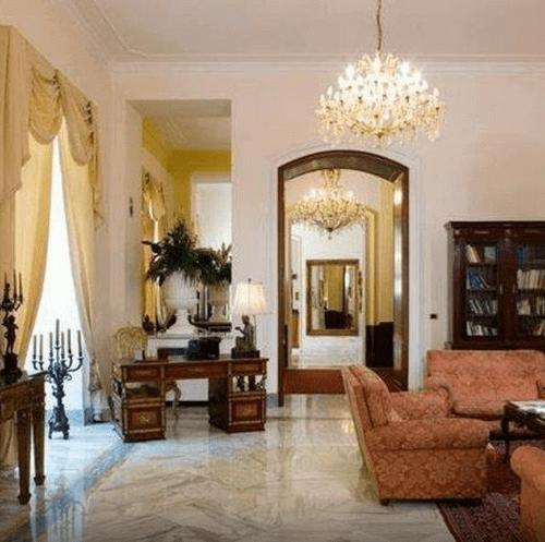 小資精選網紅飯店-索倫托歐羅巴宮殿大飯店 - Grand Hotel Europa Palace