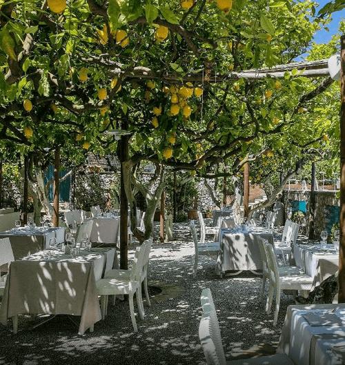 小資精選網紅飯店-卡布里島塞仁內飯店 - Hotel Syrene