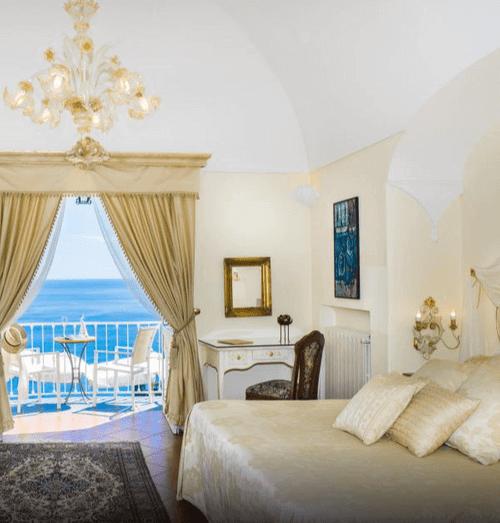 小資精選網紅飯店-波西塔諾加布雷沙別墅飯店 - Hotel Villa Gabrisa