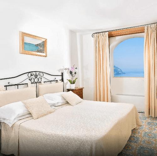 小資精選網紅飯店-波西塔諾黃金谷飯店 - Hotel Conca d'Oro