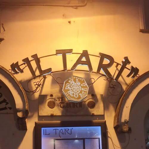 義大利阿瑪菲 Amalfi 必吃 - Il Tarì Home Restaurant