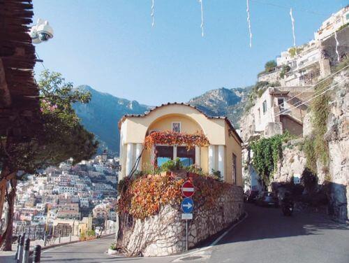 義大利波西塔諾 Positano 必玩 - Positano (Sponda) Bus Station