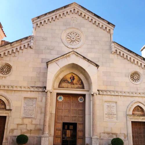 義大利索倫托SORRENTO 必玩 - Cattedrale dei Santi Filippo e Giacomo 聖斐理伯聖雅各伯主教座堂