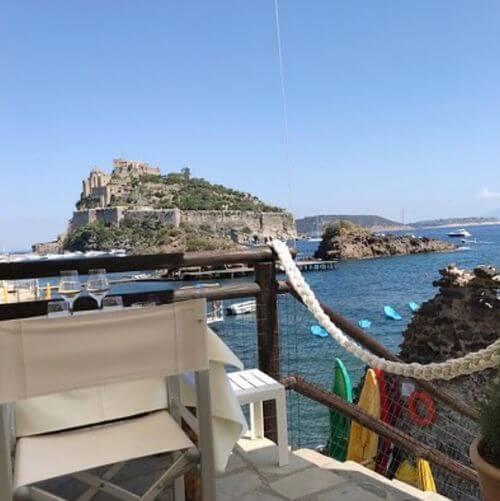 義大利伊斯基亞島攻略 ISOLA D'ISCHIA 必吃 -Giardino Eden