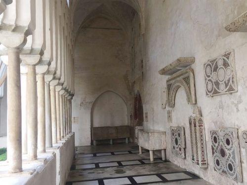 義大利阿瑪菲 Amalfi 必玩 - Chiostro del Paradiso 天堂迴廊